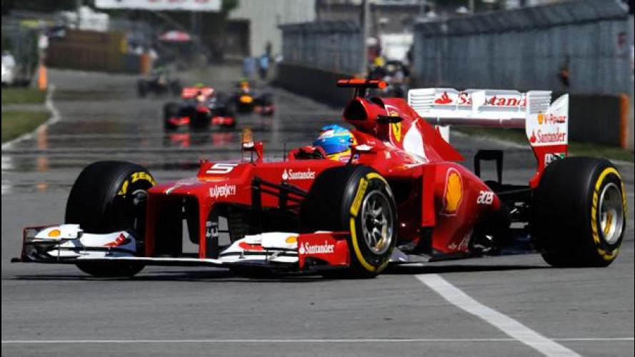 Ferrari verso Valencia con tante novità sulla F2012