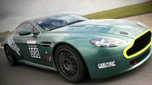 Win a chance to Drive a Race Prepared Aston Martin Vantage N24