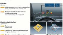 Audi Head-up Display