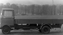 Mercedes-Benz LP 608 pickup truck, 1965