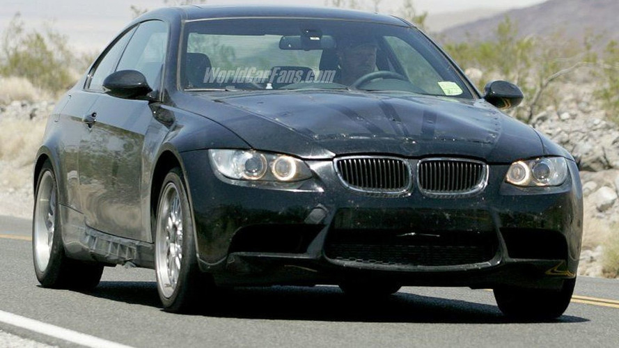 Spy Photos: BMW M3 Coupe Uncovered